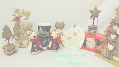 Christmas At Chic Treats