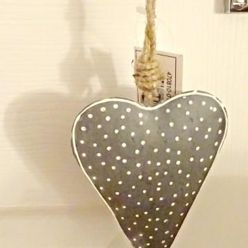 Heart, Polka Dot