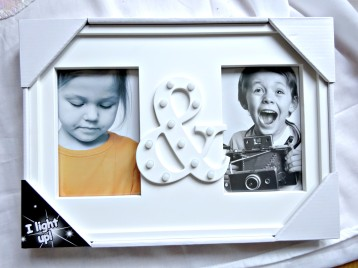 Photo Frame, Light up