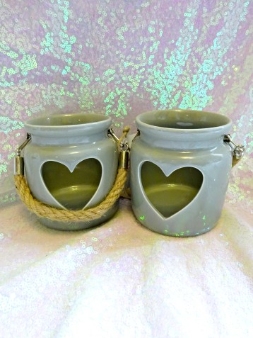 Heart, Candle Holder