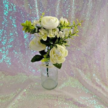 Flower, White