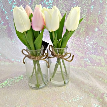 Tulip, Glass,